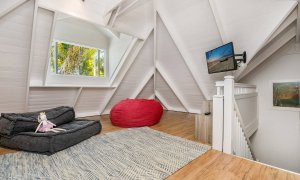 Rockinghorse House - Byron Hinterland - Loft Room