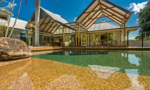 Rockinghorse House - Byron Hinterland - Pool