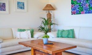 Sea Deck - Skennars Head - Lounge Corner