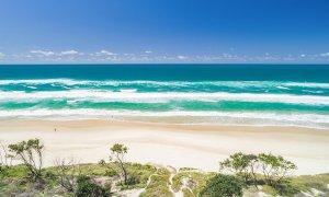 Sea Salt - Byron Bay - Aerial Tallows Beach