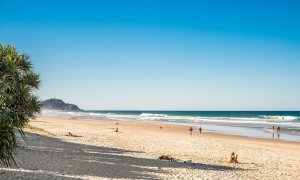 Shore Beats Work - Byron Bay - Tallow Beach