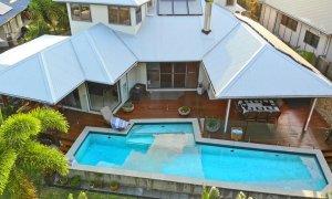 Sunnyside Up - Byron Bay - Aerial c
