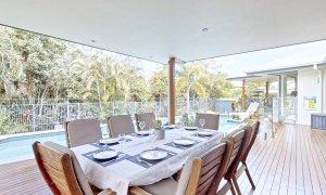 Sunnyside Up - Byron Bay - Alfresco Dining Area