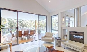 Sunnyside Up - Byron Bay - Living Area