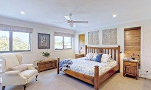 Sunnyside Up - Byron Bay - Master Bedroom