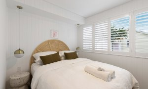 Sunset Beach - Riverside - Brunswick Heads - Queen Bedroom