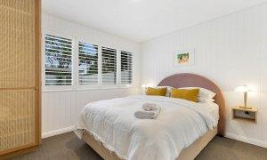 Sunset Beach - Riverside - Brunswick Heads - Queen Bedroom b