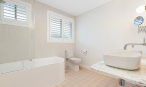 Sunset Beach - Summer Breeze - Brunswick Heads - Large Bath