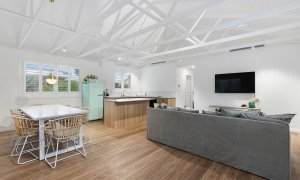 Sunset Beach - Summer Breeze - Brunswick Heads - Living Area