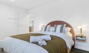 Sunset Beach - Summer Breeze - Brunswick Heads - Queen Room c