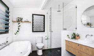 The Harrow - Byron Bay - Bathroom Upstairs