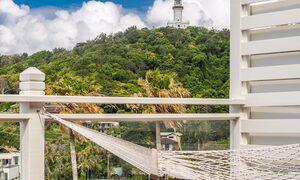The Palms at Byron - Wategos Beach - Byron Bay - Relax in this hammock