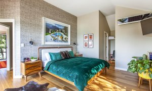 The Palms at Byron - Byron Bay - Master bedroom c