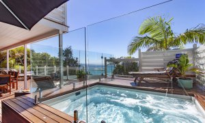 The Palms at Byron - Byron Bay - Plunge Pool and Spa b