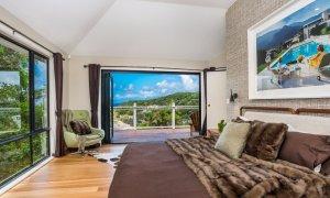 The Palms at Byron - Wategos Beach - Byron Bay - Master Bedroom