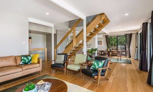 The Palms at Byron - Wategos Beach - Byron Bay - Open plan space