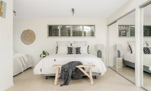The White Rabbit - Byron Bay - Studio Bedroom