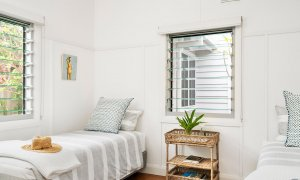 The White Rabbit - Byron Bay - Twin Room