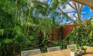 Tradewinds 4 - Clarkes Beach - Garden Front