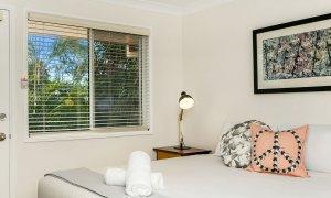 Tradewinds 4 - Clarkes Beach - Master Bedroom c