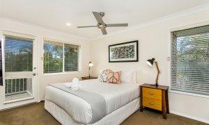 Tradewinds 4 - Clarkes Beach - Master Bedroom