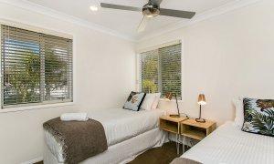 Tradewinds 4 - Clarkes Beach - Twin Bedroom
