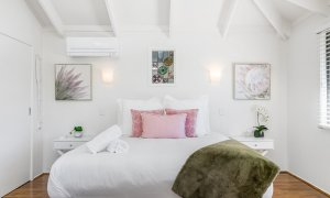 Twin Tallows - Byron Bay - Bedroom Area