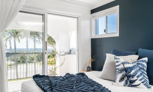 Villa St Helena - Byron Bay - Bedroom 2 with Ensuite