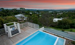 Vantage Over Byron - Pool Area