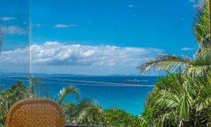 Wategos Retreats Apartment - Wategos Beach - Byron Bay - Apartment chair with view
