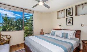 Wategos Retreats Apartment - Wategos Beach - Byron Bay - Apartment Bedroom