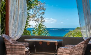 Wategos Retreats - Wategos Beach - Byron Bay - Outdoor setting views