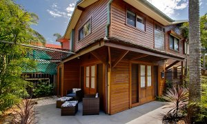 Byron Blisshouse Garden Villa - Outdoor Setting