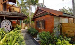 Byron Blisshouse Garden Villa - Exterior Details