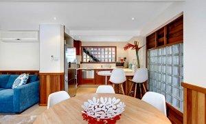 Byron Blisshouse Garden Villa - Kitchen & Dining