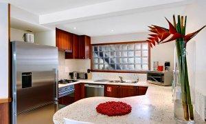 Byron Blisshouse Garden Villa - Kitchen