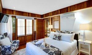 Byron Blisshouse Garden Villa - Bedroom