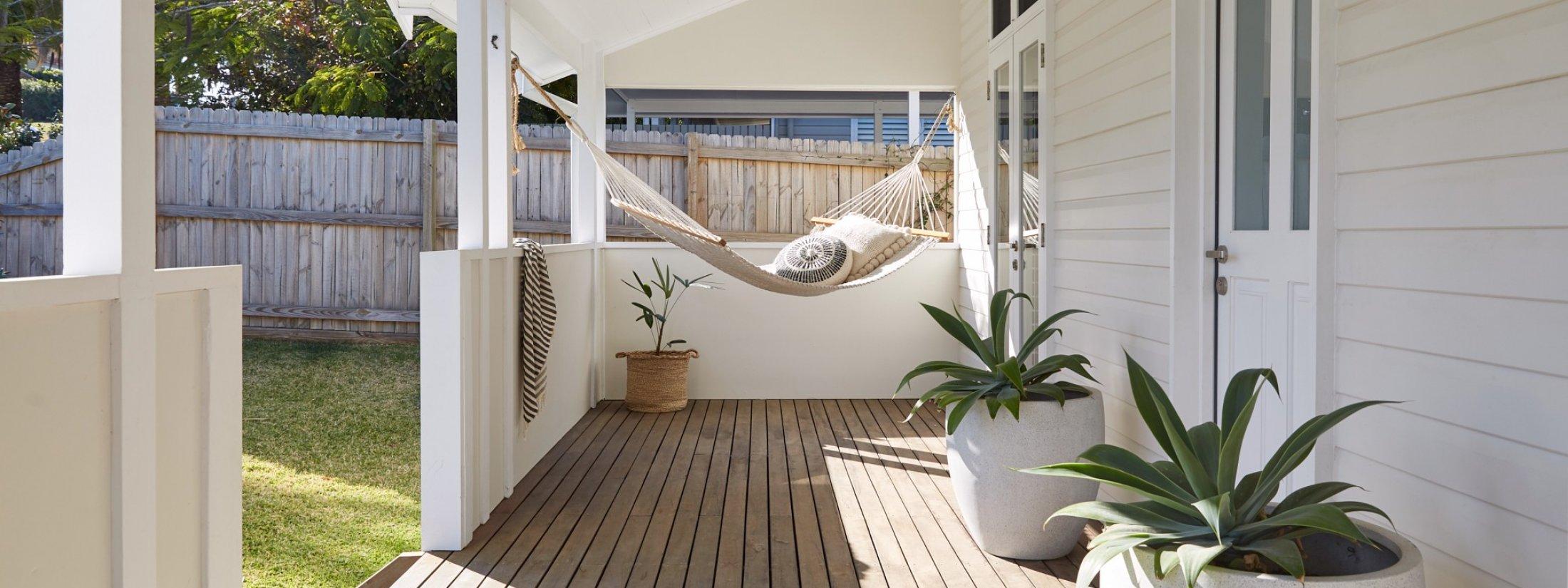Belletide - Byron Bay - Outdoor hammock