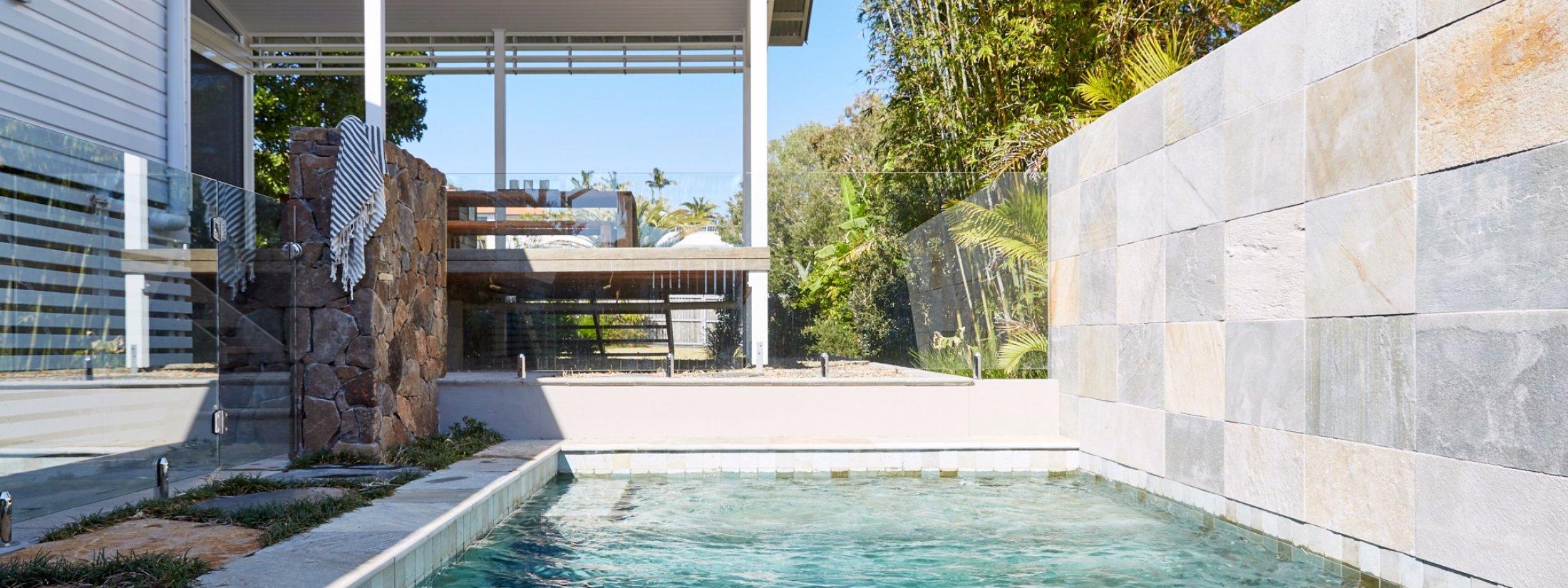 Belletide - Byron Bay - new heated pool