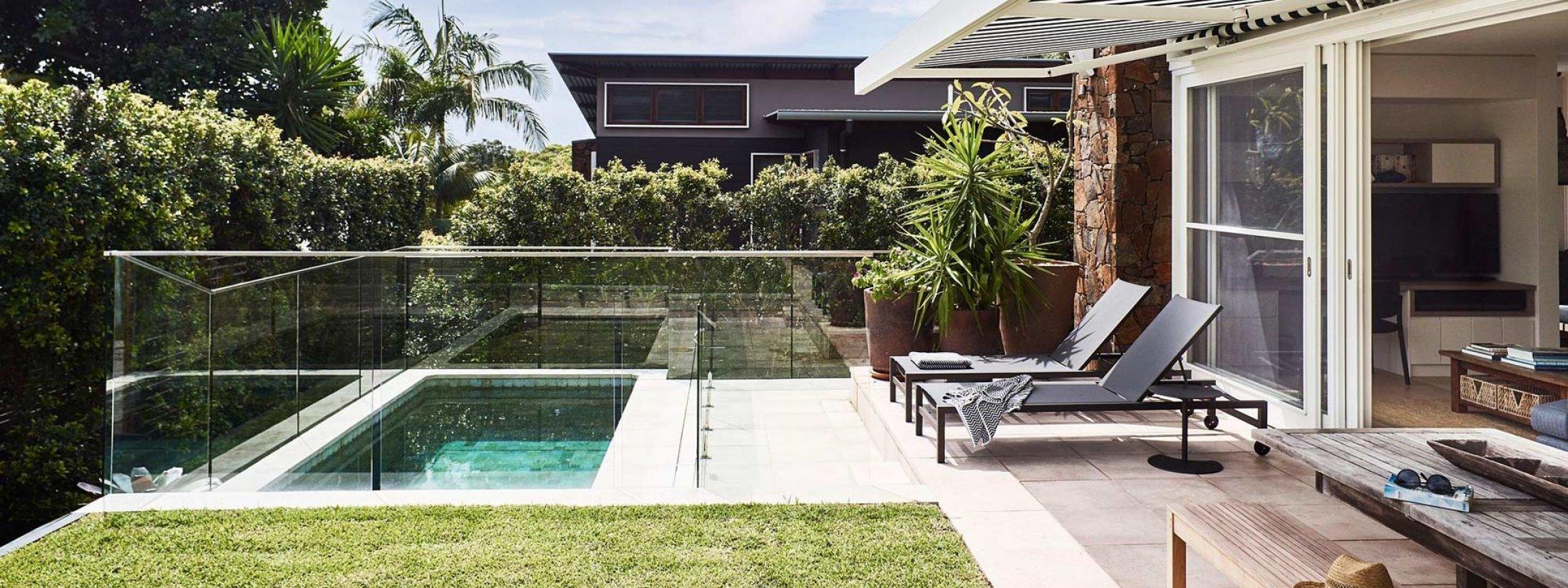 Ayindi - pool and deck