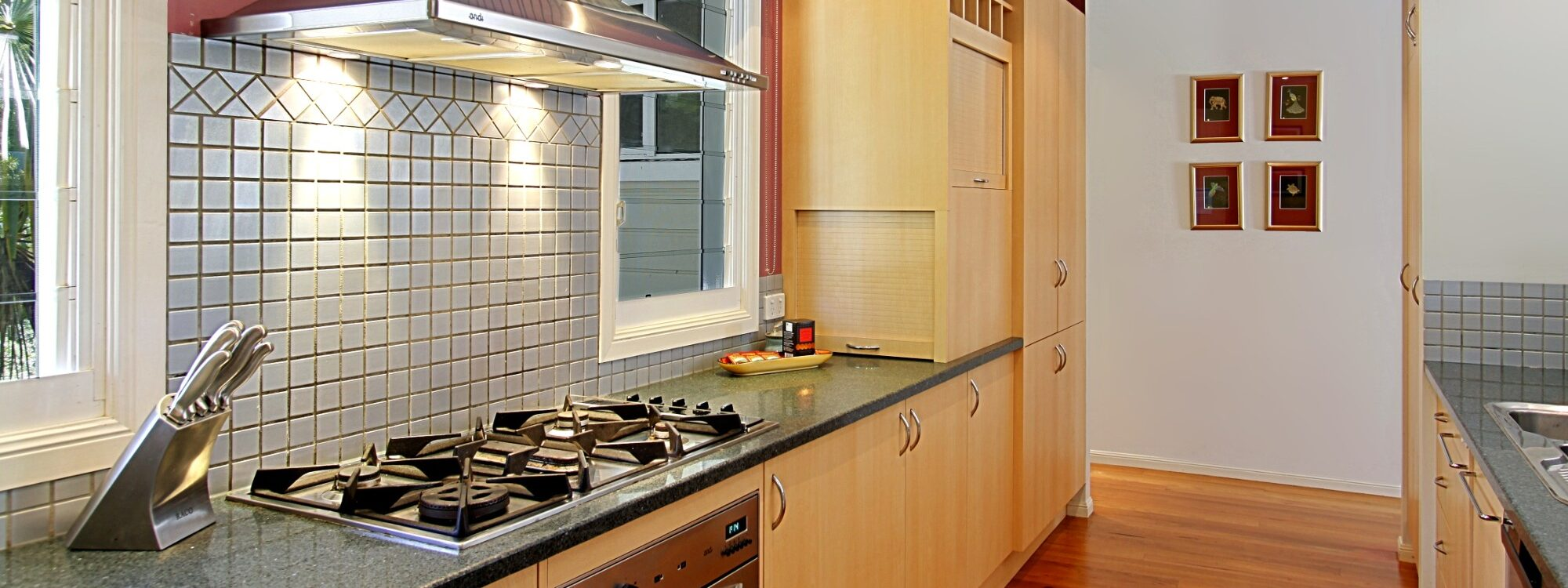 Abode at Byron - Kitchen