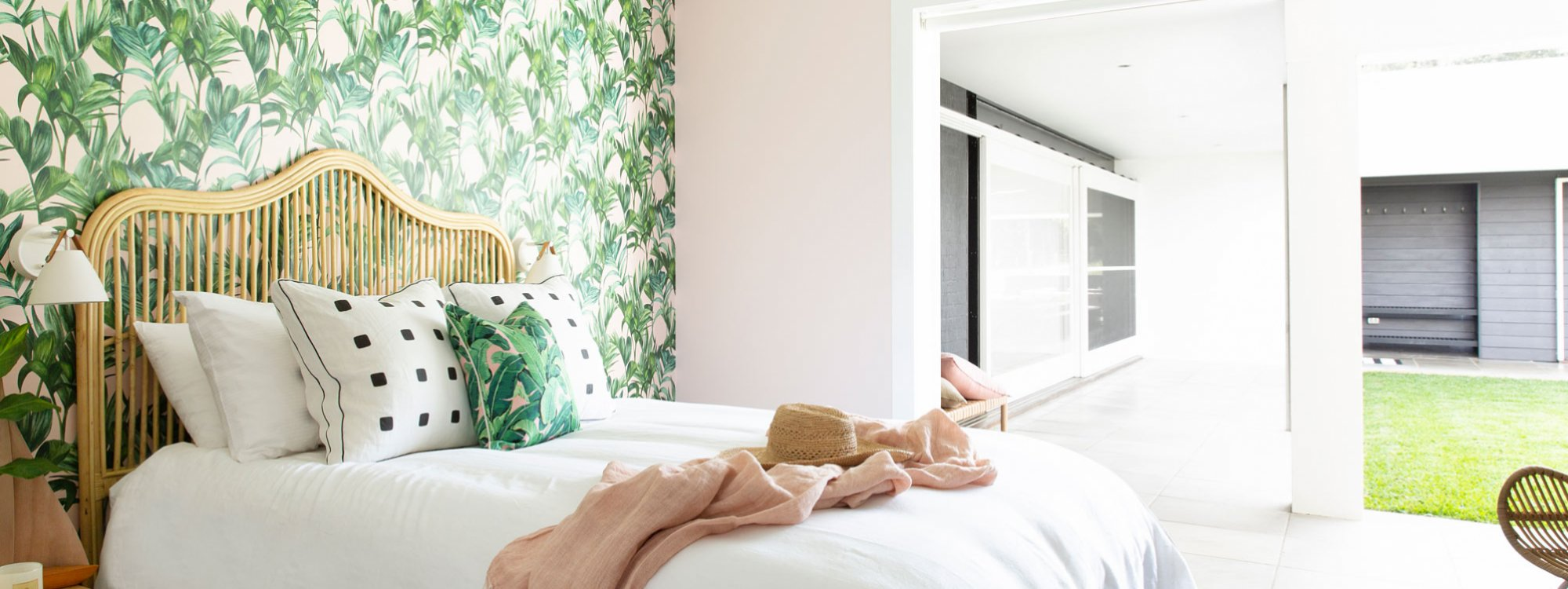 Amileka - Byron Bay Hinterland - Bedroom 2a
