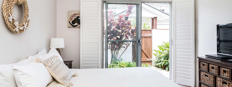 At Driftaway - Byron Bay - Bedroom Downstairs