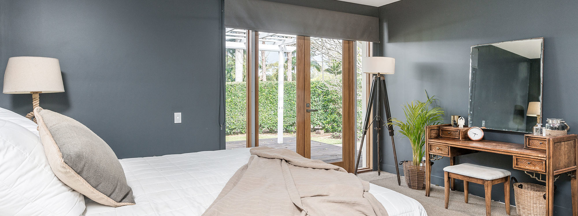 Augustine - Byron Bay - Master Bedroom a