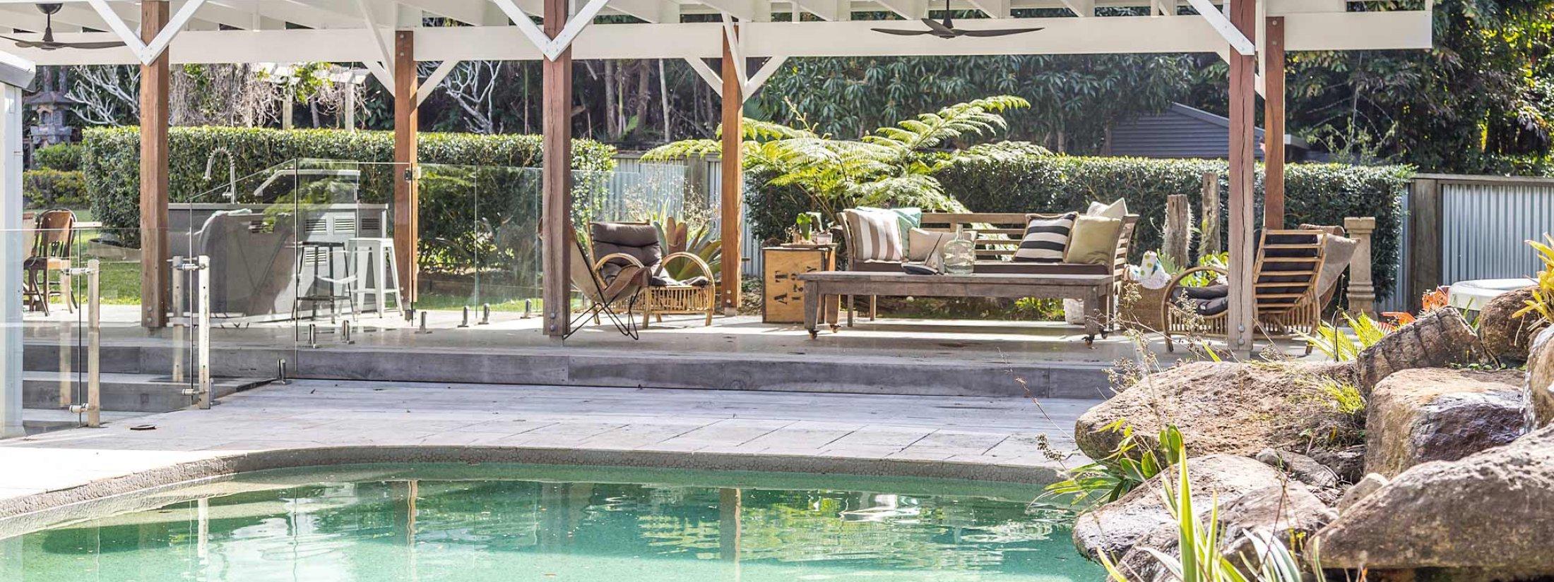 Augustine - Byron Bay - Pool Area a