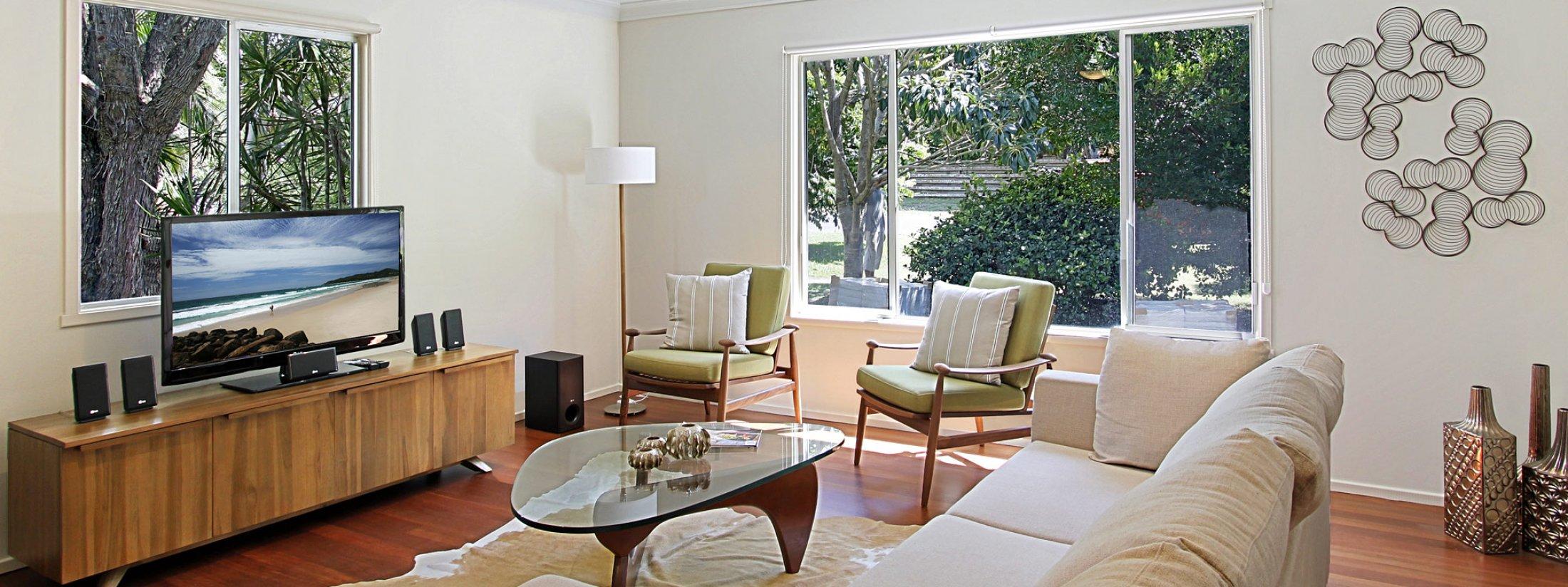Su Casa - Living Area