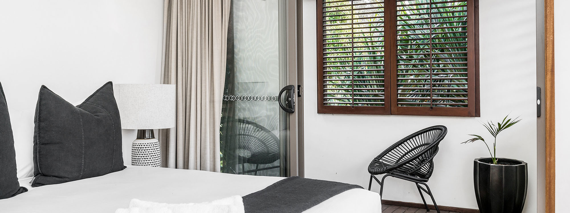 Bahari - Byron Bay - Bedroom 3b