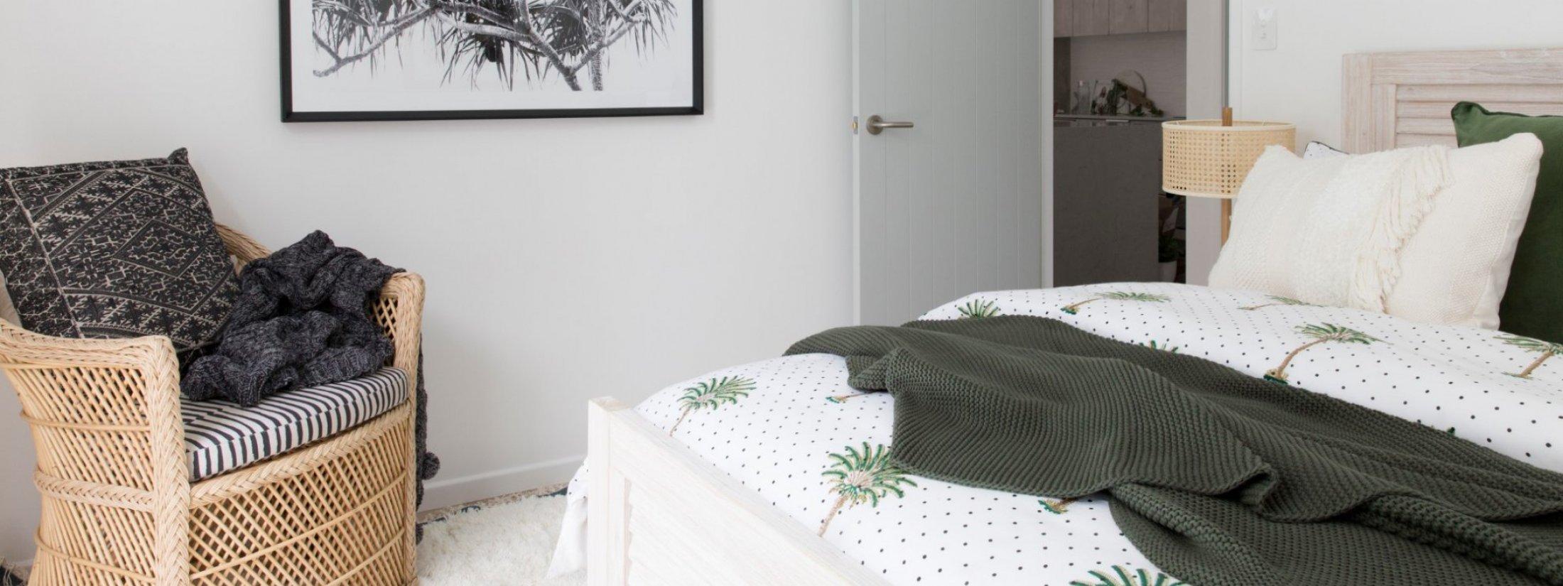 Barrel and Branch - Byron Bay - queen bedroom