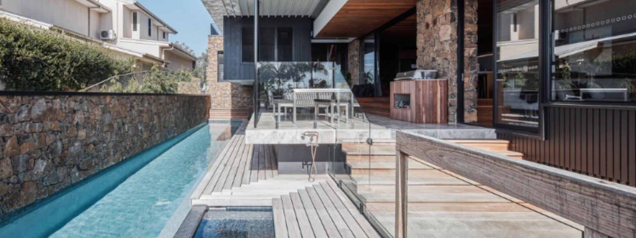 Bay Rock House - Byron Bay - Pool