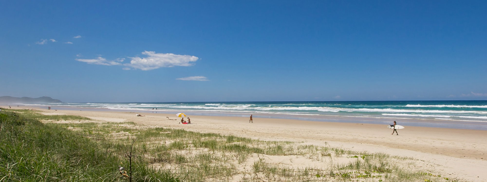 Beachwood - Byron Bay - Beach Towards Cape Byron